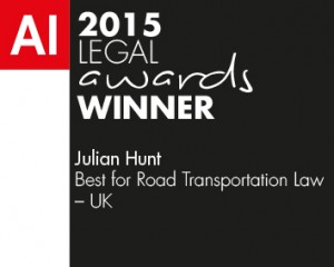 Best for Road Transportation Law – UK